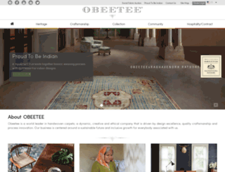 obeetee.com screenshot
