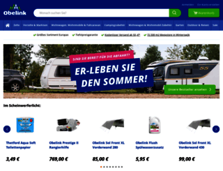 obelink.de screenshot