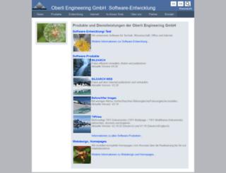 obeng.ch screenshot