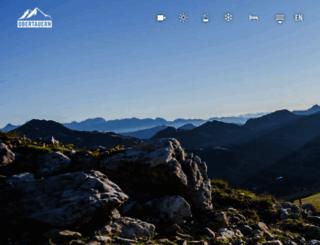 obertauern.com screenshot