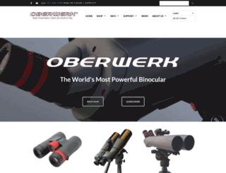 oberwerk.com screenshot