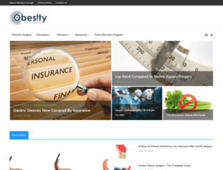 obesitycoverage.com screenshot