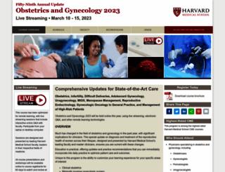 obgyn.hmscme.com screenshot