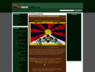 objectifplanet.com screenshot