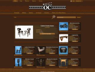 objetosdecena.com.br screenshot