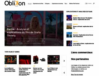 oblikon.net screenshot