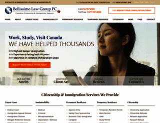 obr-immigration.com screenshot