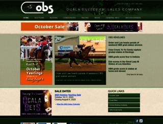 obssales.com screenshot