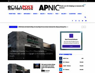 ocalapost.com screenshot
