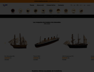 occre.com screenshot
