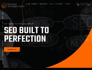 oceangroupsaustralia.com.au screenshot