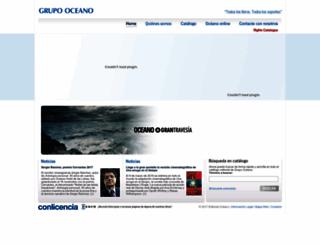 oceano.com screenshot