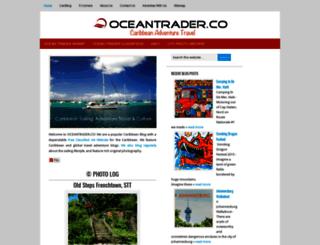 oceantrader.co screenshot