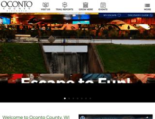 ocontocounty.org screenshot
