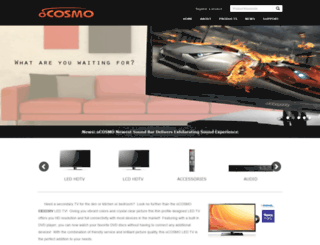 ocosmo.com screenshot