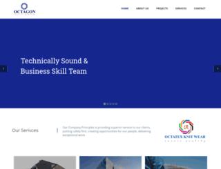octagonbd.com screenshot