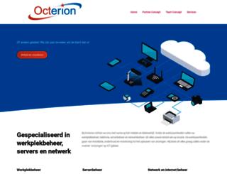 octerion.nl screenshot