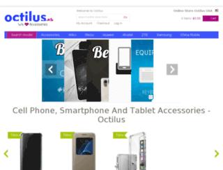 octilus.us screenshot