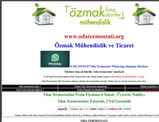 odatermostati.org screenshot
