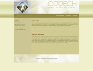 oddech.com screenshot