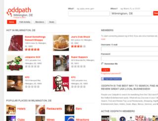 oddpath.com screenshot