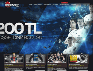 odeonbet4.com screenshot