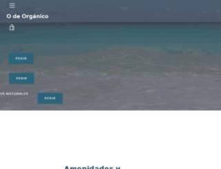 odeorganico.com.mx screenshot
