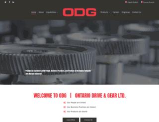 odg.com screenshot