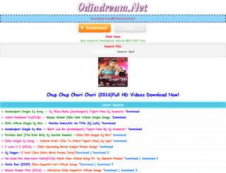 odiadream.net screenshot
