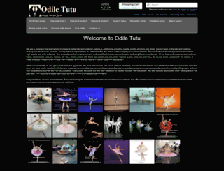 odiletutu.com screenshot