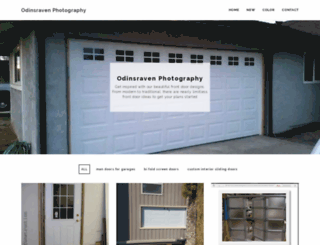 odinsravenphotography.com screenshot