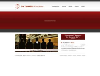 odits.com.au screenshot