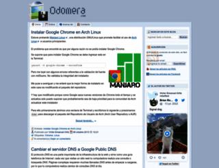 odomera.com screenshot