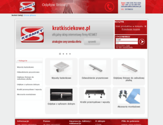 odplywliniowy.pl screenshot