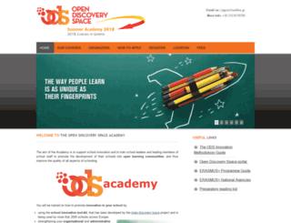 ods.ea.gr screenshot