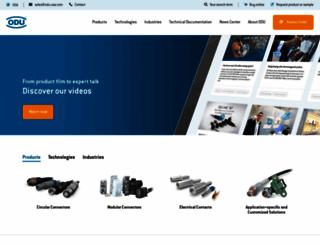 odu-usa.com screenshot