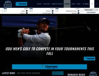 odusports.com screenshot