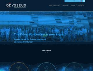 odysseus-contest.eu screenshot