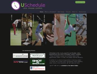 odysseyfitnesscenter.uschedule.com screenshot
