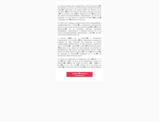 oecnl.gob.mx screenshot