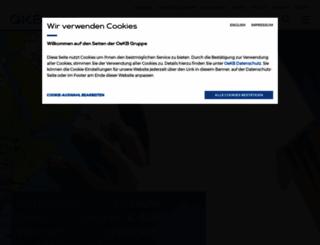 oekb.at screenshot