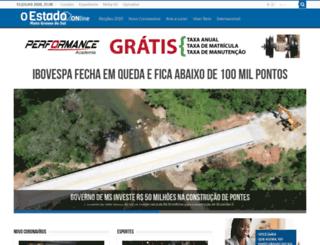 oestadoms.com.br screenshot