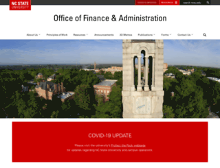 ofb.ncsu.edu screenshot
