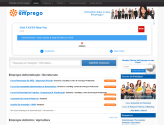 ofertas-emprego.net screenshot