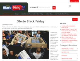 oferteblackfriday.biz screenshot