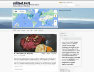 offbeateats.org screenshot