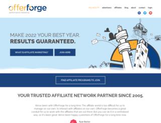 offerforge.com screenshot