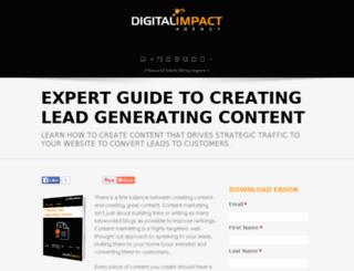 offers.digitalimpactagency.com screenshot