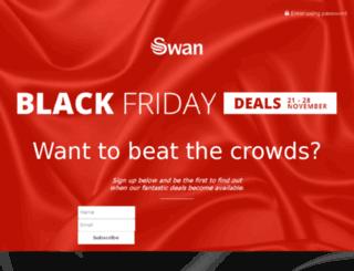 offers.swan-brand.co.uk screenshot