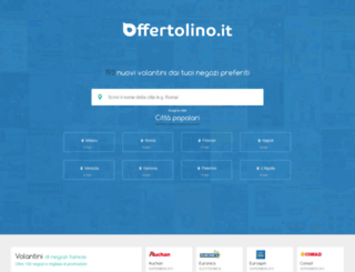 offertolino.it screenshot